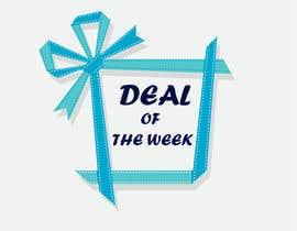 Nro 8 kilpailuun Deal of the week logo and FB cover käyttäjältä medtou