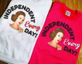 Nro 54 kilpailuun Design a T-Shirt Vivica Fox käyttäjältä creativeoncall