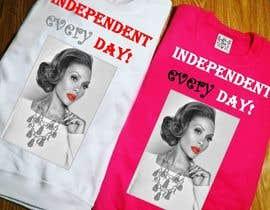 mamontoff1962 tarafından Design a T-Shirt Vivica Fox için no 47