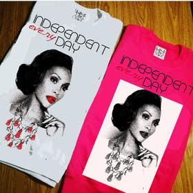 ozafebri tarafından Design a T-Shirt Vivica Fox için no 9