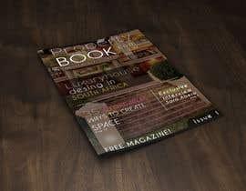 Nro 15 kilpailuun Design me a MODERN front cover for a real estate focused magazine... käyttäjältä nicogiudiche