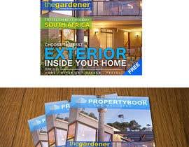 Nro 21 kilpailuun Design me a MODERN front cover for a real estate focused magazine... käyttäjältä ephdesign13