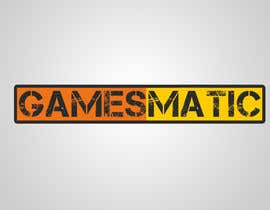 #8 para Design a Logo for Gamesmatic por pixelke