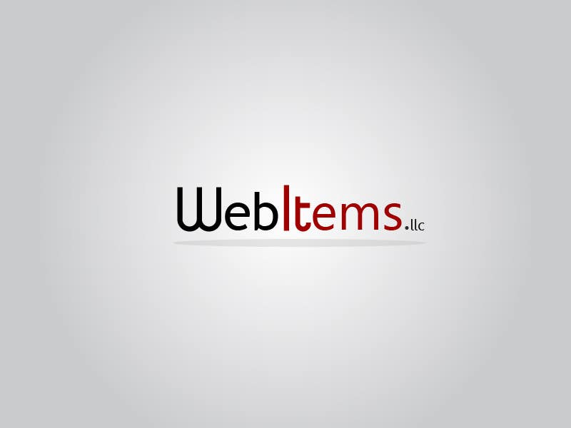 #45 for Design a Logo for Web Items LLC company by vaibzs