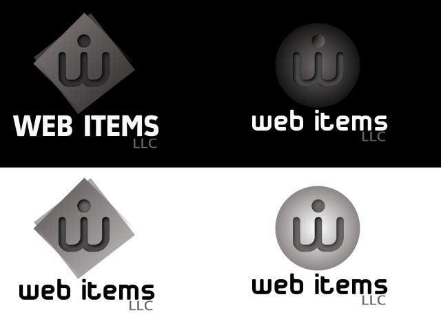 #6 for Design a Logo for Web Items LLC company by PolyWorks500