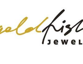 #53 untuk goldfishjewels logo oleh nantia