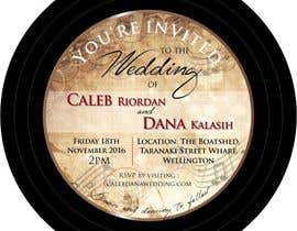 kipid tarafından **EASY BRIEF** Wedding Invitation için no 21