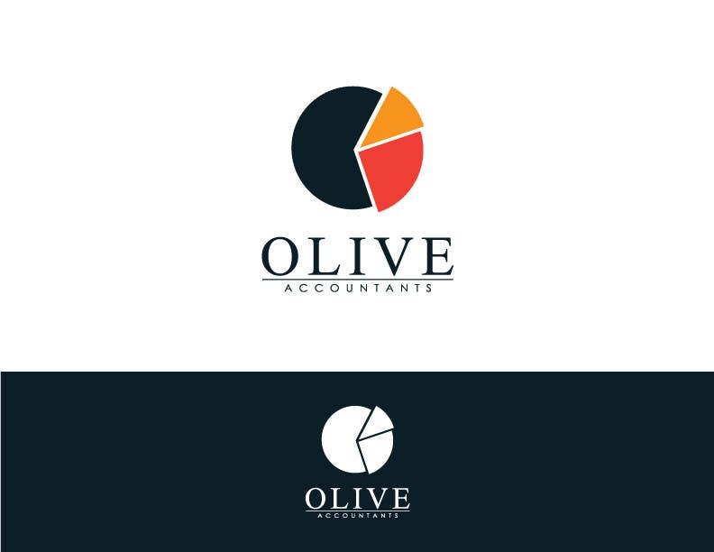 Penyertaan Peraduan #                                        26                                      untuk                                         logo design for Olive Accountants