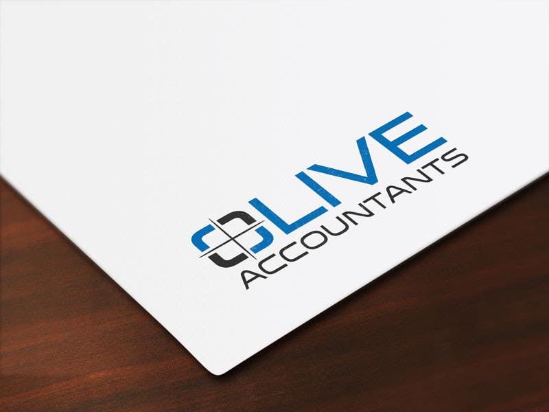 Penyertaan Peraduan #                                        43                                      untuk                                         logo design for Olive Accountants