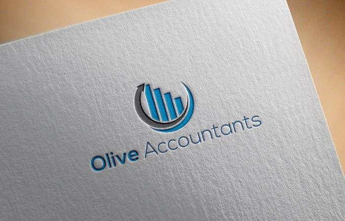 Penyertaan Peraduan #                                        21                                      untuk                                         logo design for Olive Accountants