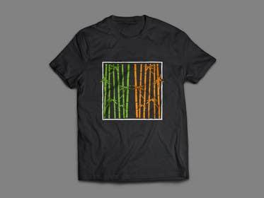alizahoor001 tarafından Bamboo design for tee shirt için no 1
