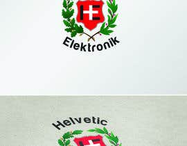 #24 for Design eines Logos for helvetic-elektronik.ch & shopping-haus.ch by MariMari89