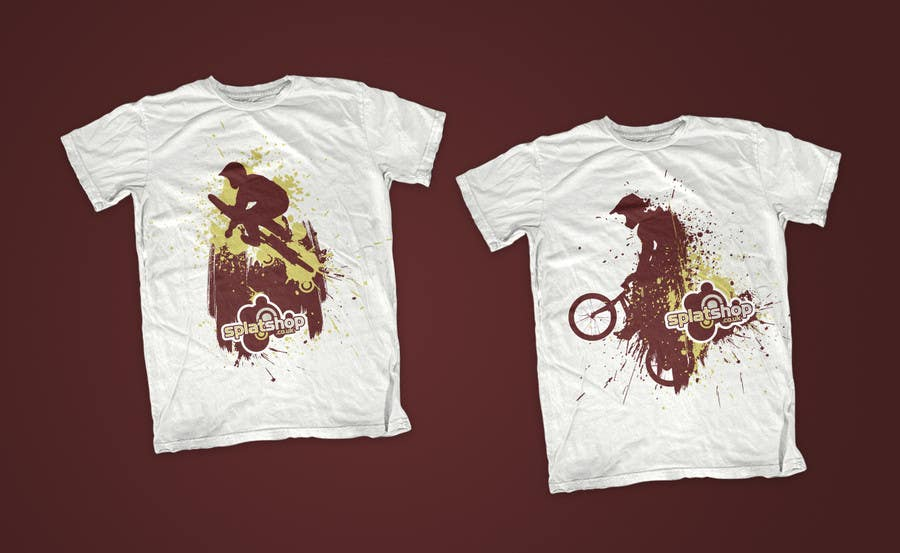 #25 for Design a T-Shirt for Moto Trials by OKDesignZone