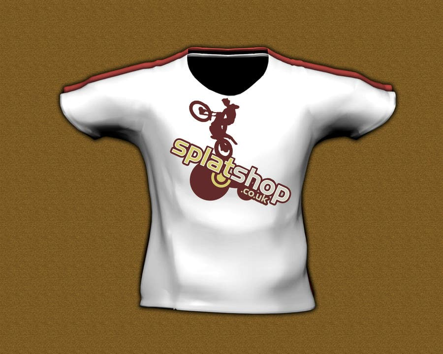 #50 for Design a T-Shirt for Moto Trials by denisaelena