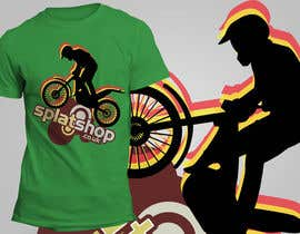 #66 untuk Design a T-Shirt for Moto Trials oleh theislanders