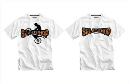 #68 for Design a T-Shirt for Moto Trials by GOTGETdp