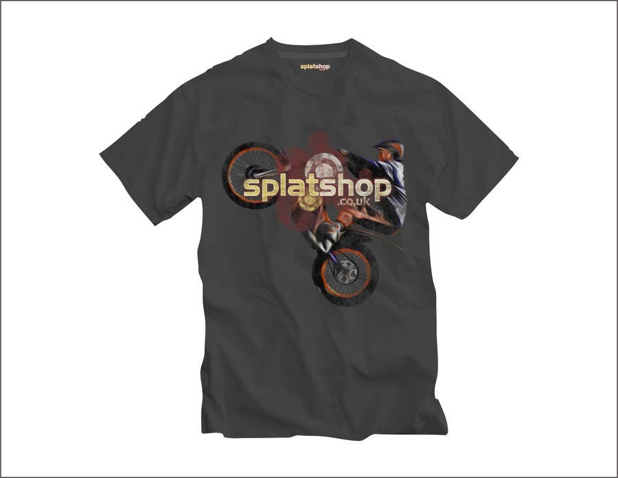 #69 for Design a T-Shirt for Moto Trials by GOTGETdp