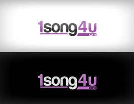 #48 for Logo Design for 1song4u.com af Lozenger
