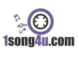#240 for Logo Design for 1song4u.com af saribriz