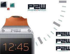 nº 33 pour Diseñar un logotipo for smartwatch brand par bibi186