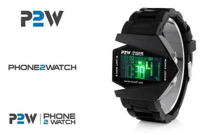 nº 64 pour Diseñar un logotipo for smartwatch brand par nomi2009