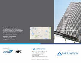#11 untuk Design a Brochure for our new company oleh barinix