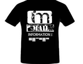 #21 for Design a T-Shirt for InformationMail af cdinesh008