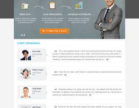 #25 for Community Service Website Design by grapaa