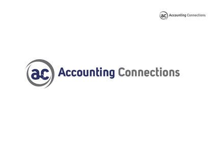 #16 para Design a Logo for a recruitment firm: Accounting Connections por iffikhan