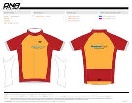nº 24 pour Full Cycling Kit/Jersey Design par grapaa