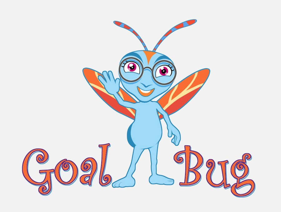 "#74 for Design a Logo for ""Goal Bug"" by Saralarao"