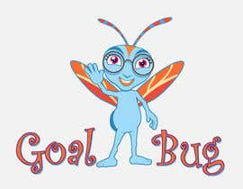 "#74 para Design a Logo for ""Goal Bug"" por Saralarao"