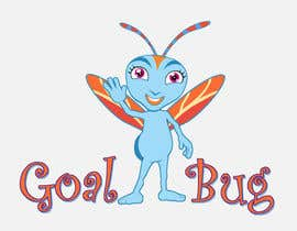 "#75 para Design a Logo for ""Goal Bug"" por Saralarao"
