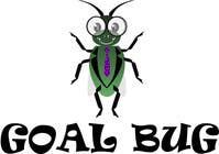 """Graphic Design Kilpailutyö #36 kilpailuun Design a Logo for """"Goal Bug"""""""