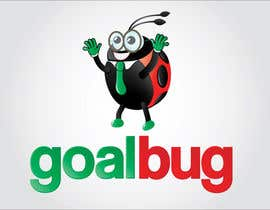 "#17 para Design a Logo for ""Goal Bug"" por dannnnny85"