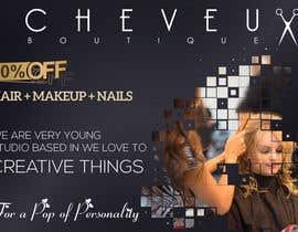 MooN5729 tarafından Improve a Flyer Design for a Beauty Salon için no 10