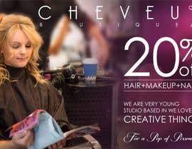 meenastudio tarafından Improve a Flyer Design for a Beauty Salon için no 11