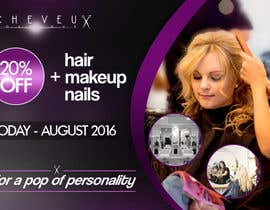 akidmurad tarafından Improve a Flyer Design for a Beauty Salon için no 9