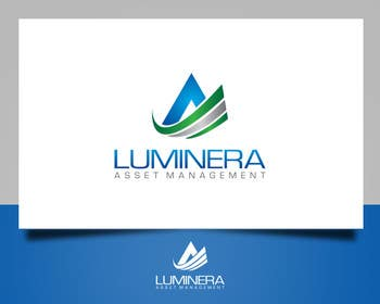 #328 para Design a Logo for Luminera Asset Management por zefanyaputra