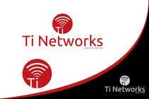 Bài tham dự #122 về Graphic Design cho cuộc thi Design a Logo for TI Networks (www.ti.net.au)