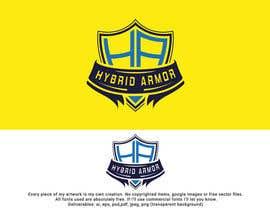 shel2014 tarafından EVO-ARMOR / HYBRID ARMOR text logo için no 40