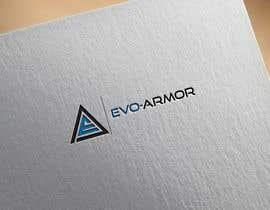 dgnmedia tarafından EVO-ARMOR / HYBRID ARMOR text logo için no 7