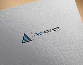 dgnmedia tarafından EVO-ARMOR / HYBRID ARMOR text logo için no 9