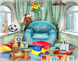 #1 for Illustrate background by RuxkyStudio