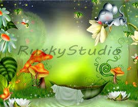 #2 for Illustrate background af RuxkyStudio