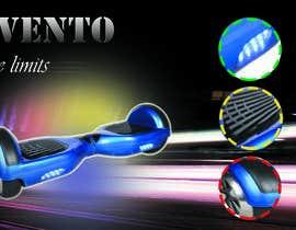 Nro 85 kilpailuun Logo design - hoverboards käyttäjältä ashna2003