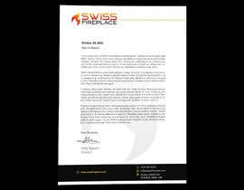 #15 for Letterhead Design (Only a regular A4 Page) for my company by cucgachvn
