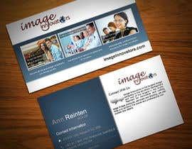 #70 pentru Business Card Design for Image Innovators de către StrujacAlexandru