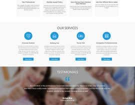 Nro 22 kilpailuun Re-design a Website for www.ovhcaustralia.com käyttäjältä nextdesign2007