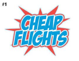 thehumark tarafından Re-design a logo for a Cheap Flights price comparison website için no 72